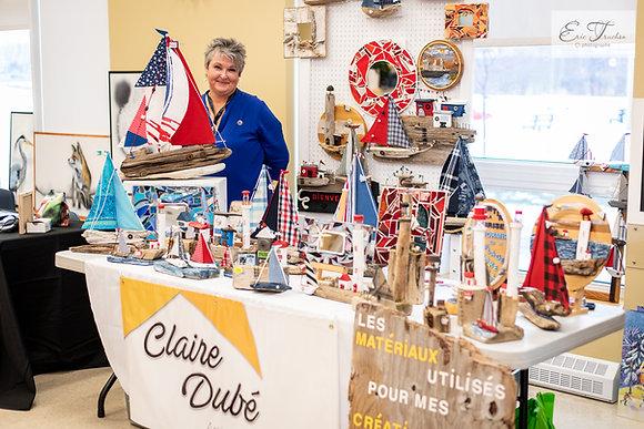 Claire Dubé