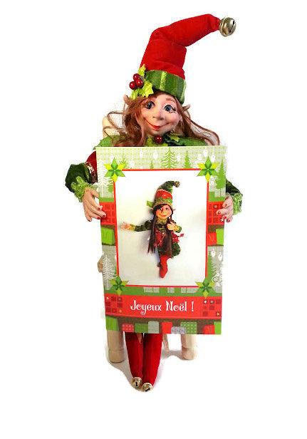 Carte de Noël 12