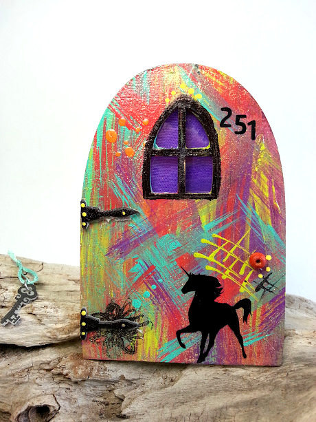 Porte magique #251