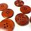 Thumbnail: Lot de 10 boutons 3 cm #930