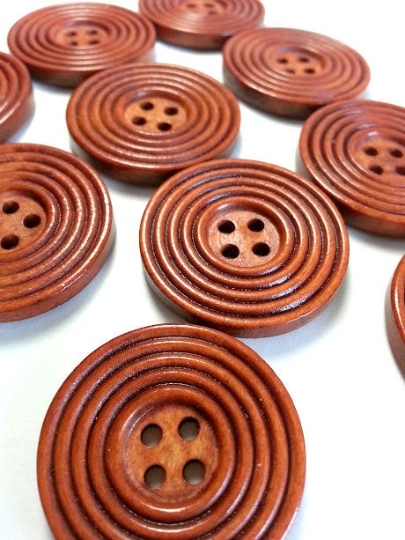 Lot de 10 boutons 3 cm #930