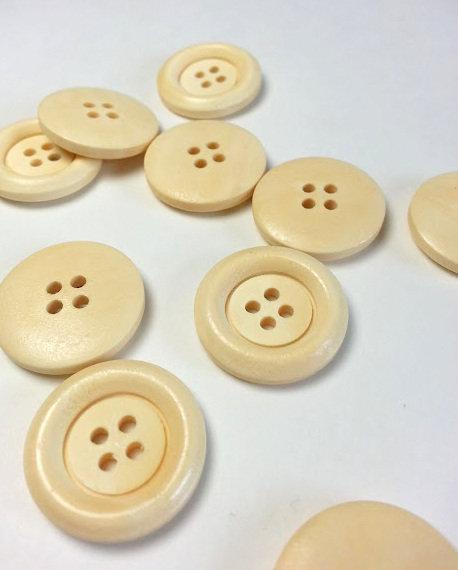 Lot de 10 boutons 2.3 cm #387