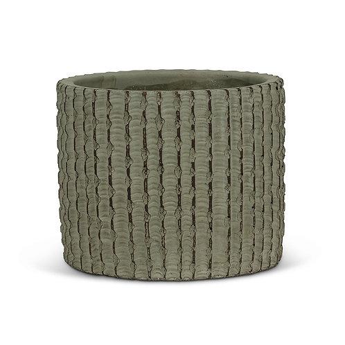 Cache pot texture cactus