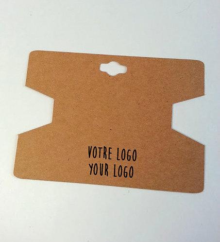 16 étiquettes personnalisées en «H»