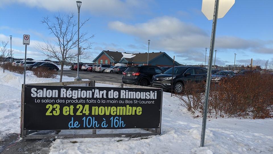 Bannière Région'Art