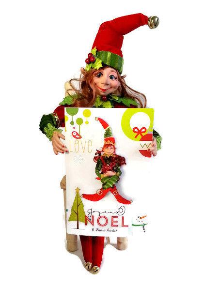 Carte de Noël 8