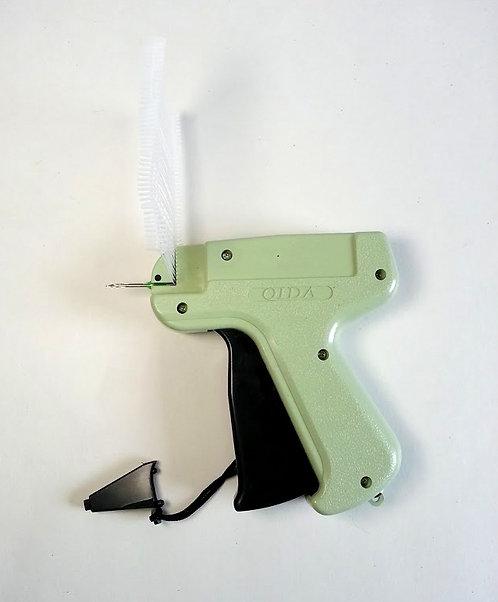 Ens. pistolet pour fixation d'étiquettes