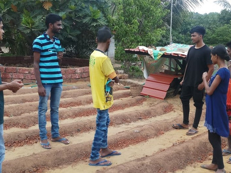 """""""WE CARE"""": Nutrition After-Care Program for Adolescents who were born with HIV/AIDS: GOA"""