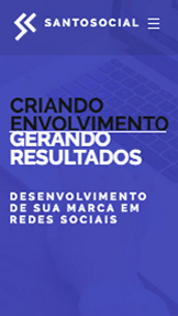 Propaganda e Marketing website templates – Agência de Mídia Social