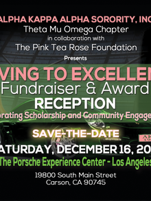 Driving To Excellence Fundraiser & Award Reception