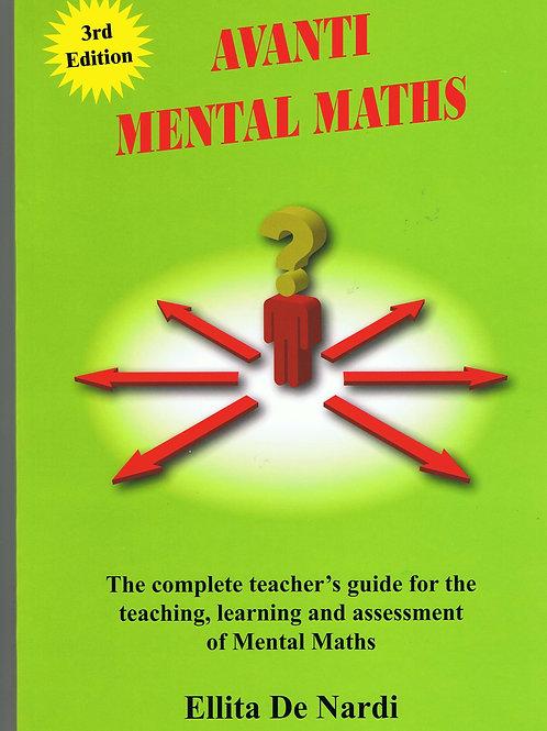 Avanti Mental Maths (eBook Version)