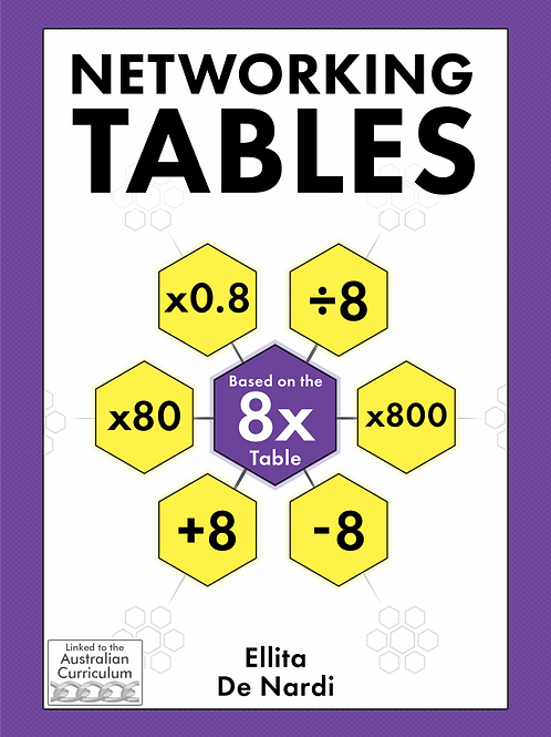 Networking Tables - 8x Tables (eBook)