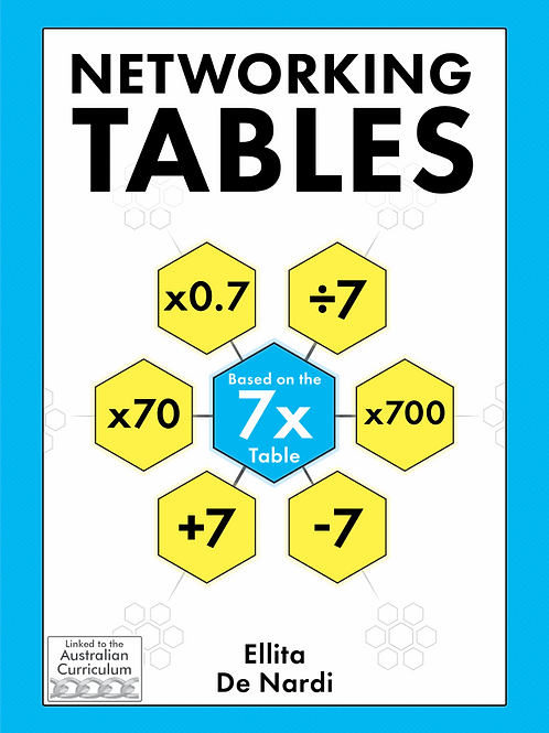 Networking Tables - 7x Tables (eBook)