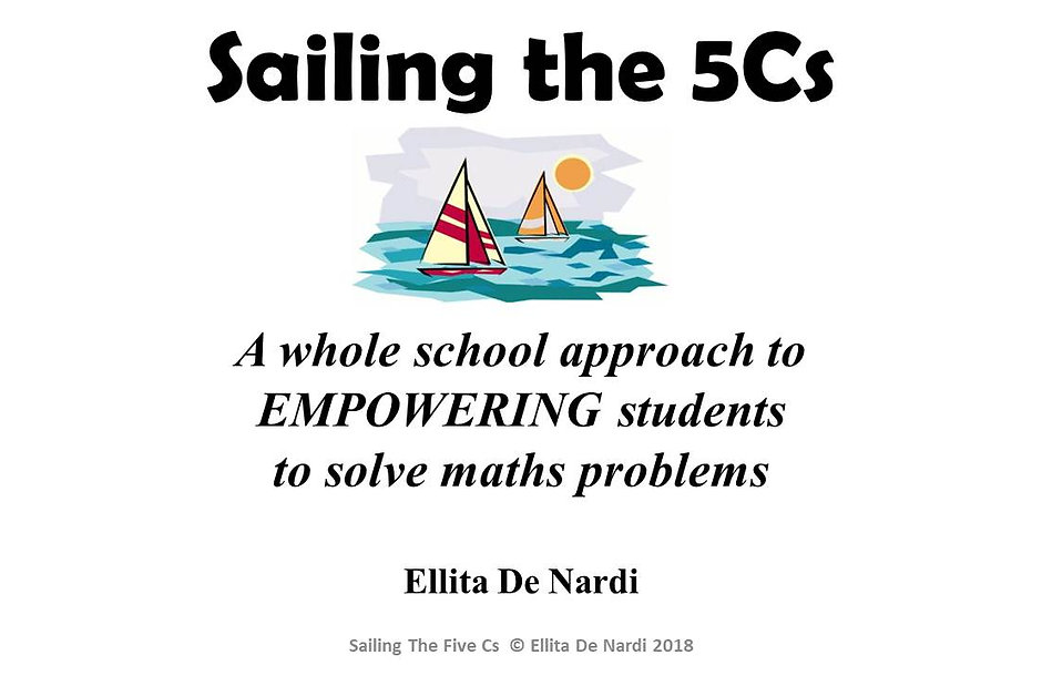 Sailing the 5Cs