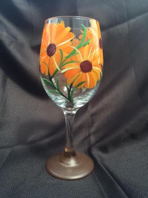 Orange Kiss Flowers