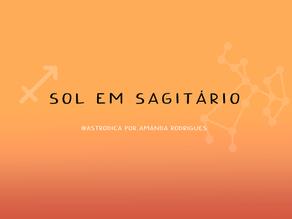 Sol em Sagitário