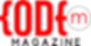 CODE M Magazine logo.png