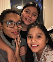 Jenise with nieces.png