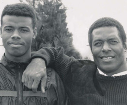 On Baseball, Ken Griffey Sr., and Finding A Black Father's Joy