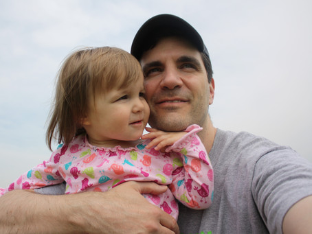 Creating A Special Daddy-Daughter Bond With Number Two