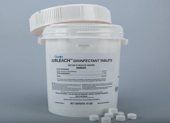 HOCL tablets (EZ Bleach)