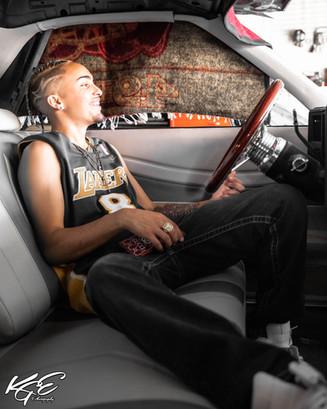 Denver Hiphop Artist, Kid Codeine