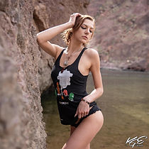 Sacred Plant Clothing - Samantha Lin @Friekitten_ - KGE Photography #Kgephoto - @kgephoto1
