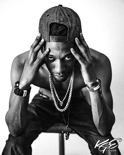 Austin Watkins Model & Rapper - KGE Photography KGEphoto - Hiphop Photography