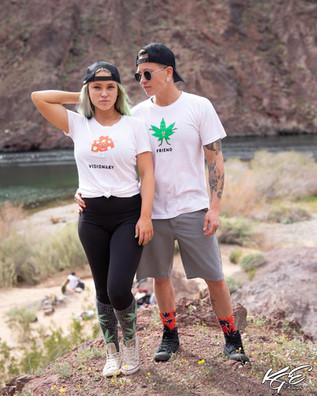 Sacred Plant Clothing Photoshoot