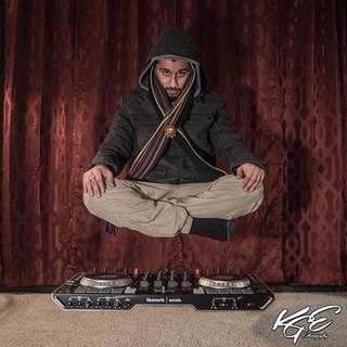 Shabz in a DJ Meditation