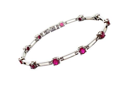 Rubin Bracelet