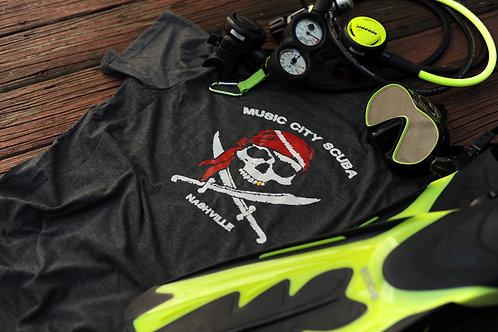 Music City SCUBA Shirt