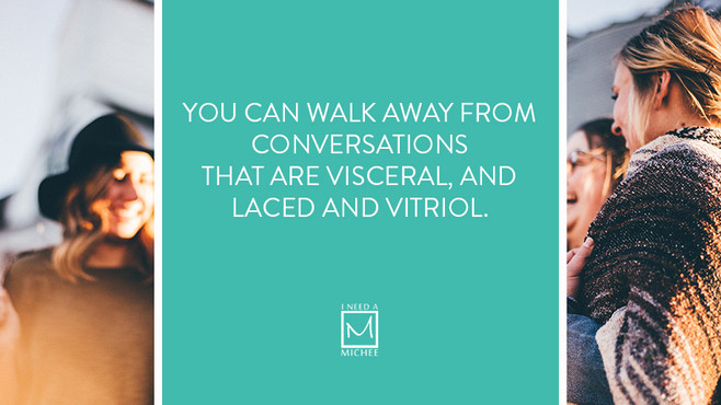 The Conversations You Engage With
