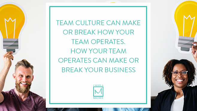 On Building a Great Team Culture