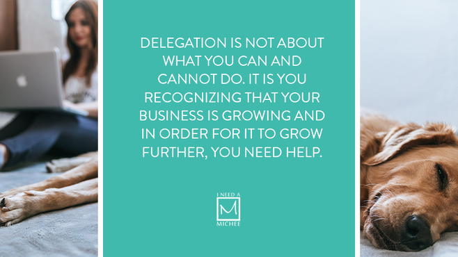 I Don't Know What to Delegate