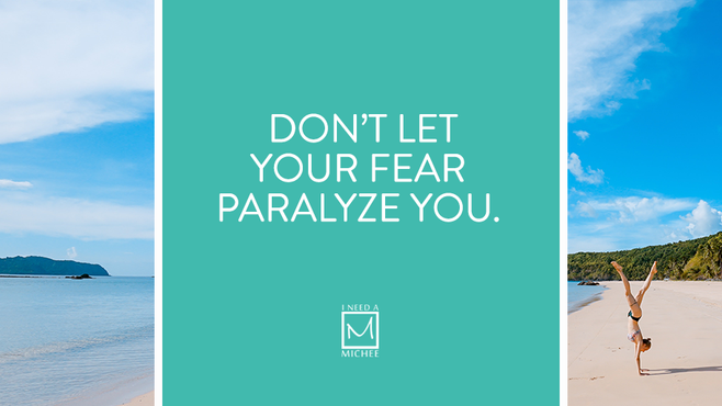 When Your Fear Won't Go Away