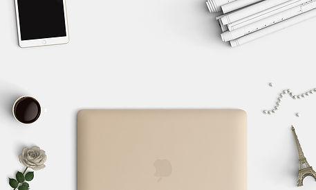 work desk gold mac.jpg