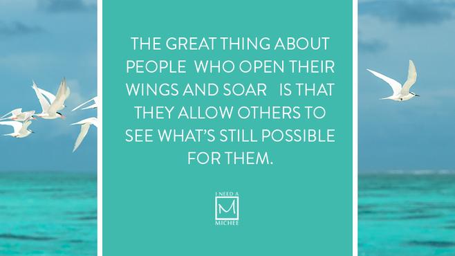 The Wings of Visionaries