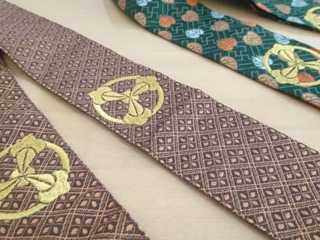 衣装の刺繍第2弾「袈裟」に寺紋刺繍