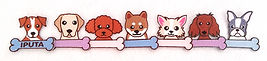 わんこネームをオーダーで名入れ刺繍する犬の名前入りワンコワッペン、オリジナル品|東京の刺繍工房J Factory