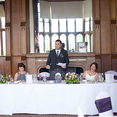 Sandy & Ewan's Wedding