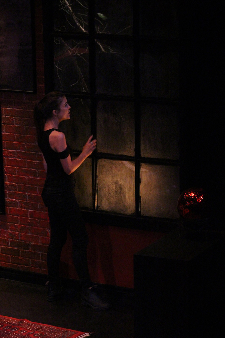 Burn at Gladstone Theatre