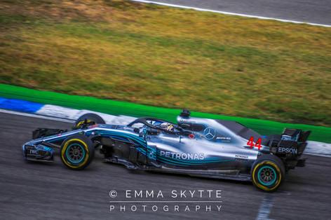 Lewis Hamilton - Hockenheim 2018