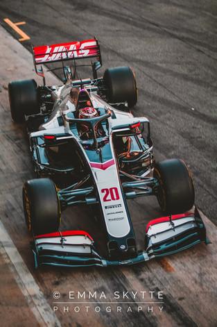 Kevin Magnussen - Barcelona winter testing 2020