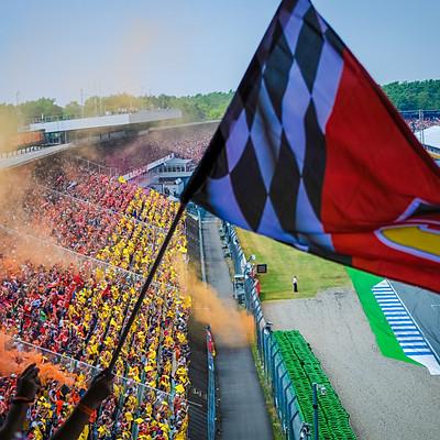 F1 Hockenheim Grand Prix