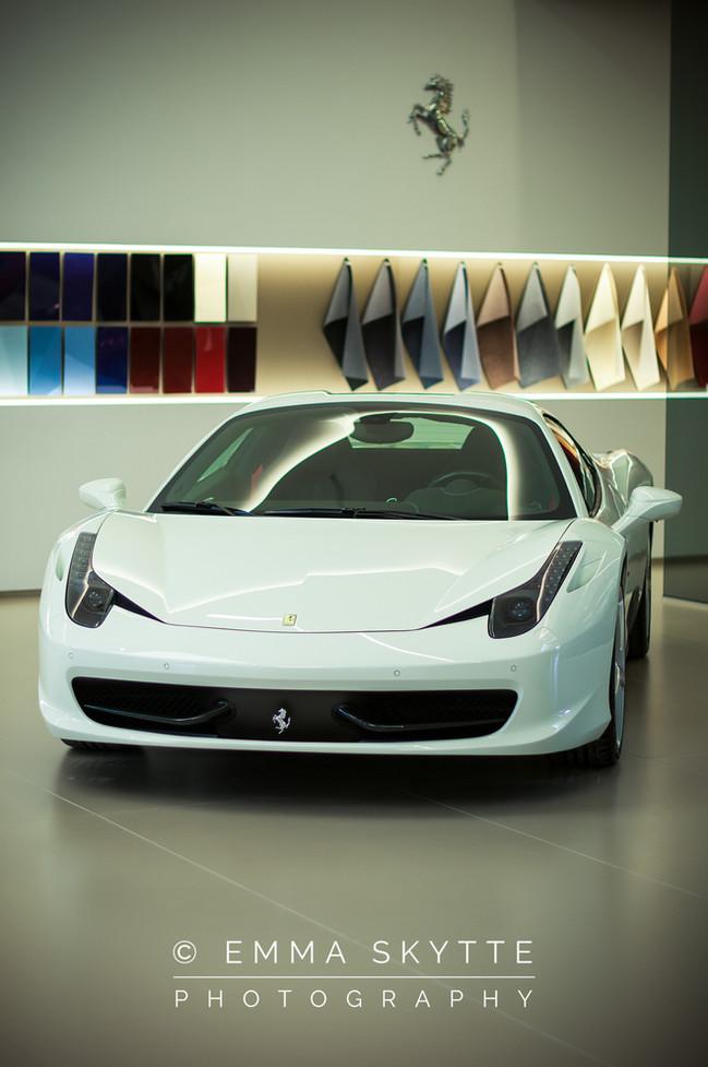 Autoropa Malmö - Ferrari