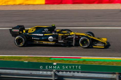 Nico Hülkenberg - Belgian Grand Prix 2019