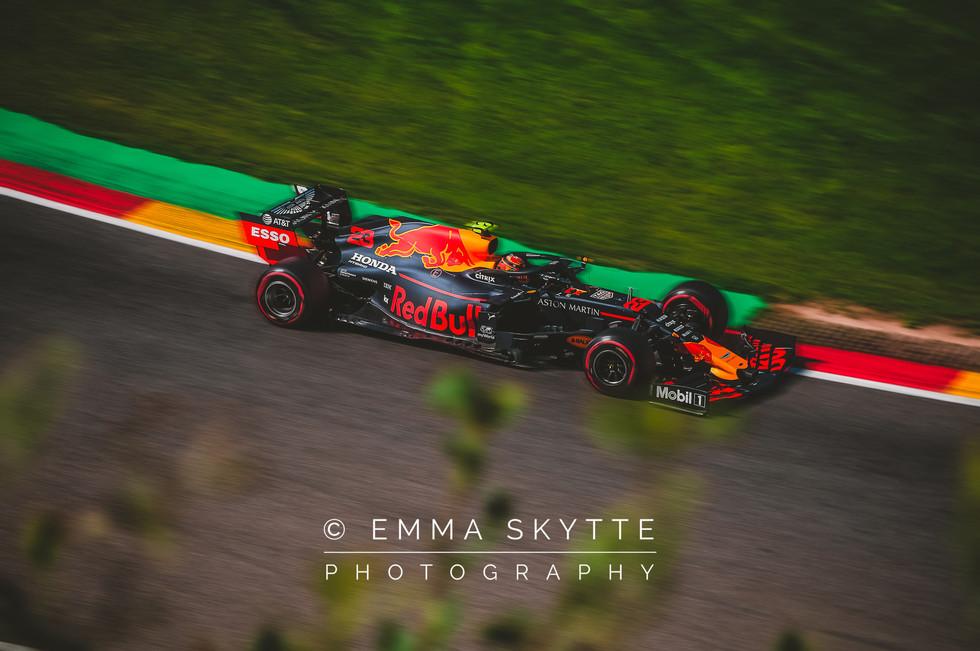 Alexander Albon - Belgian Grand Prix 2019