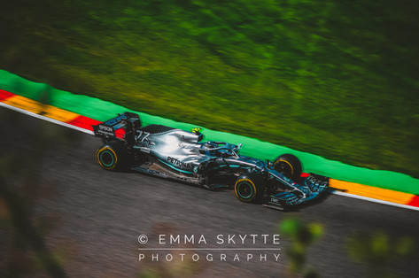 Valtteri Bottas - Belgian Grand Prix 2019