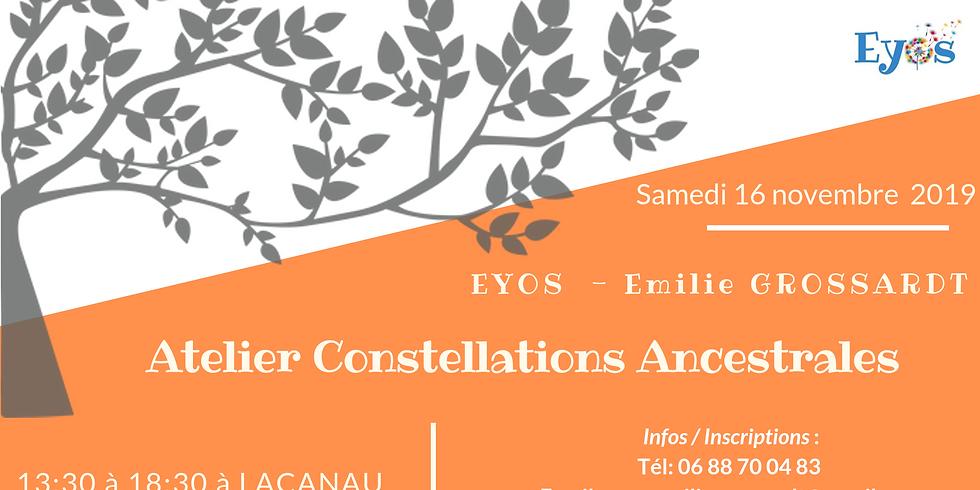 Atelier Constellations ancestrales